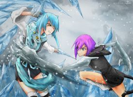 Ice Conflict by 7AHO