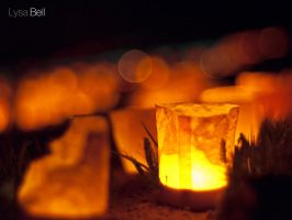 Festivals of Lights - Candle by Lysa-Bell