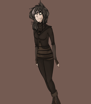 Have some everyday clothing :B by FlenjasArtCorner