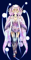 Moon guardian coloring by saTen0w0