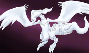 Reshiram by Lilith-Memorial