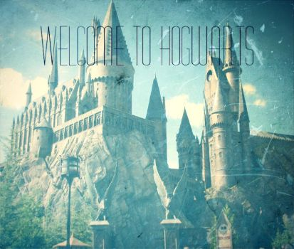 Welcome to Hogwarts by Rina-Bear