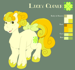 Lucky Clover Ref by RottingRoot