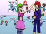 Anime Conventions by Shirara-chan
