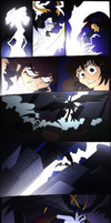 Wrath of The Devilman- 94- Pursuit by NickinAmerica