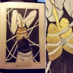 Ink/GrossTober 7: Suffocated by Rejuch