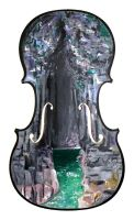 Hebrides Violin by oakendragon