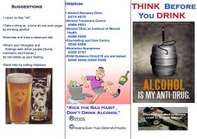 Alcohol is BAD for Health 2 by bunnify