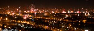 New Year Celebrations by amrodel