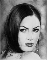 Megan Fox by icyheart
