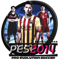 PES2014 icon 2 by pavelber