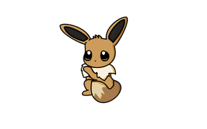 eevee by amuletcoin