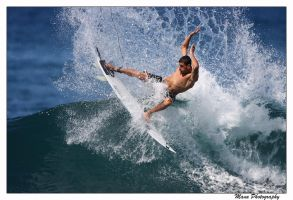 Surf Ballet by manaphoto