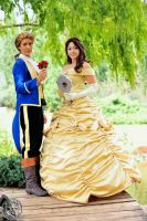 With my Prince by Ivycosplay