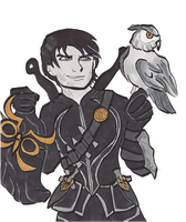 Talon!Dick by TheUnsungTrouvere
