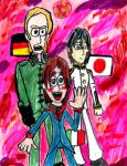 Hetalia: The Axis Powers by SonicClone