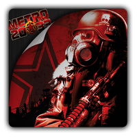 Metro 2033 icon by Themx141