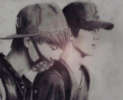 hunhan by MortMordecai