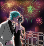 New Years Kiss - 2016 by Ankoku-Sensei