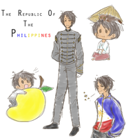 Philippines - Character Sheet by Felipinas