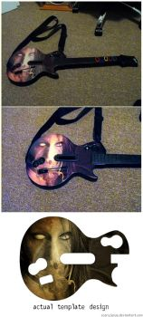 Therapy: Inhale Les Paul by scaryjesus