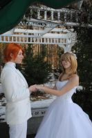 Panty and Breifer's Wedding by AMATERASU-16