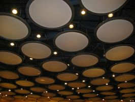 Lighted Ceiling Texture by WDWParksGal-Stock