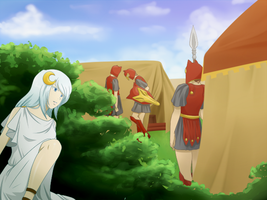 [COMMISSION] Camp by AquaWaters