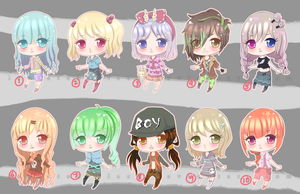 Adoptable 24 [9/10 open | 500pts/$5 ea] by isolated-black