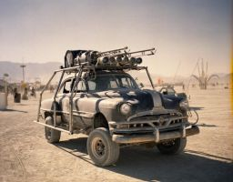 Mad Max 4 Fury Road 2015 Possible Vehicle by MALTIAN