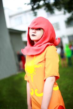 Homestuck: Young Godness by RenareValross