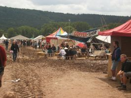 Herzberg-Festival Mud by Dominik19
