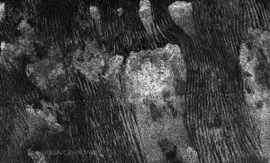 Cassini captures familiar forms on Titan. by EarthHart