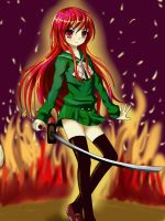 Shana~ by IAmNotLolicon