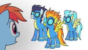 Dash and Bolts Redrawn by JSJosh