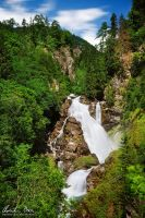 Groppenstein gorge 2 by Nightline