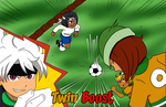 Collab: Twin Boost by LittleMissTerra-chan