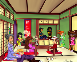 AT Miko's Grandma's House by xShani-chanx