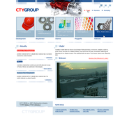 CTYGroup website by luqa