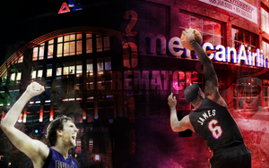 NBA Finals 2011 - The Rematch by dyslexaphobia