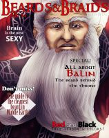 Beards and Braids: Balin by AlbinoNial