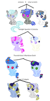 shipped foal adopts (open) by Deep-Fried-Love