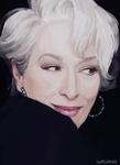 Miranda Priestly by Super-Cute