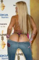 Anna Nicole Smith Revealing her Ass by AMac145