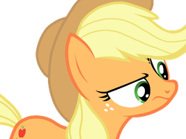 Applejack by Bird-Spirit