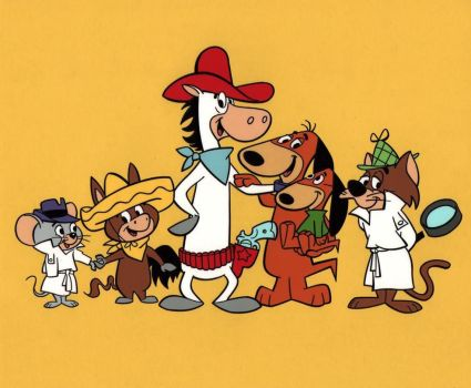 Quick Draw McGraw Show Review by Bart-Toons