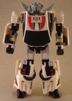 Wheeljack I Transformers by TomCampbell