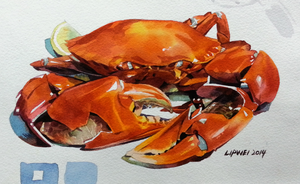 Watercolor Drawings (food) by claw0208