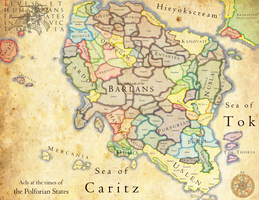 Aels and the Polforian States by Shabazik