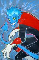 nightcrawler fan art by missmonster